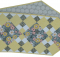 Table Runner Pattern from GloryQuilts