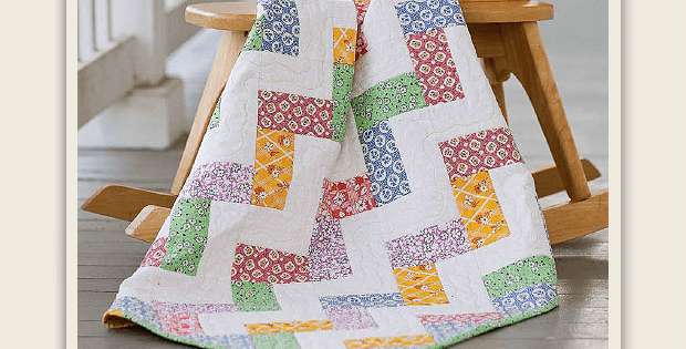 Zig and Zag Quilt Pattern