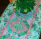 Licorice Twist Table Runner