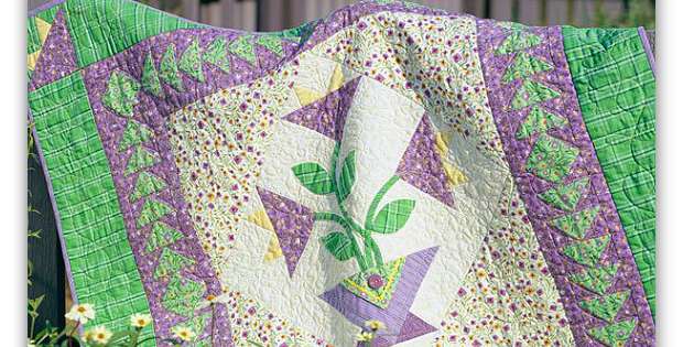Pocketful of Posies Quilt