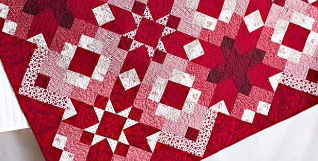 Ruby Reds Quilt