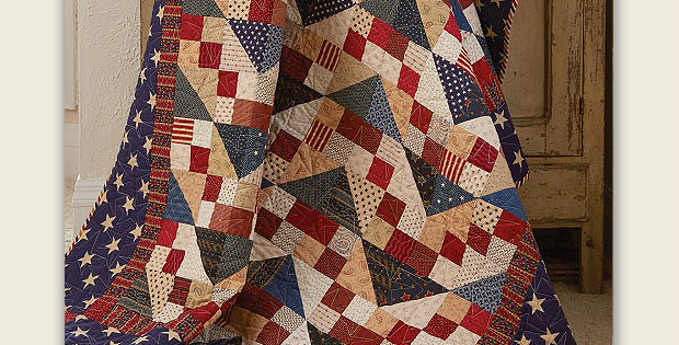 Saluting You Quilt