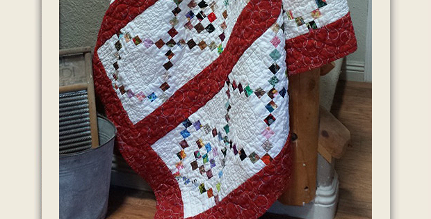 Tell Me Of Your Mini Charms Quilt