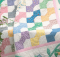 Buds 'n Bow Ties Quilt Pattern