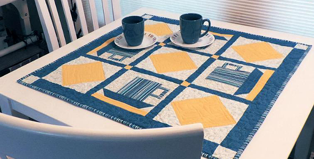 Coffee Time Table Topper