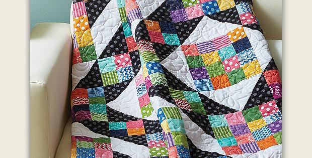 Cutting Corners Quilt Pattern
