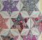 Folded Hexagon Stars
