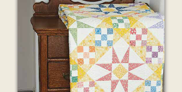 Road to Paradise Quilt Pattern