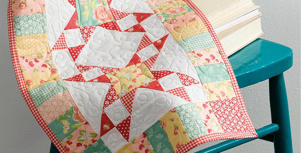 Sew This and That! Table Runner