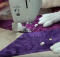 Quilting with a Walking Foot