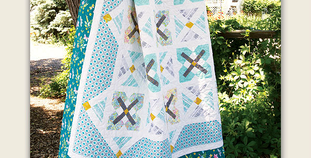Wildflower Meadow Quilt Pattern