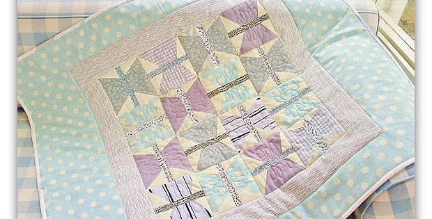Baby Butterfly Quilt