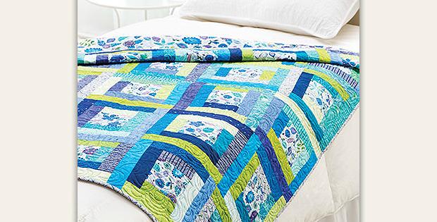 Island Dreamin' Quilt Pattern