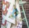 Nine Patch Garden Quilt Pattern