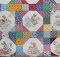 It's a Bunny's Life Baby Quilt Pattern
