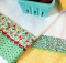 Ric Rac Tea Towels Pattern