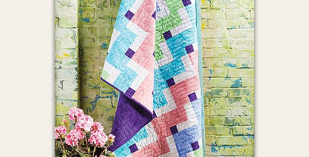 Sticks & Stumps Quilt Pattern