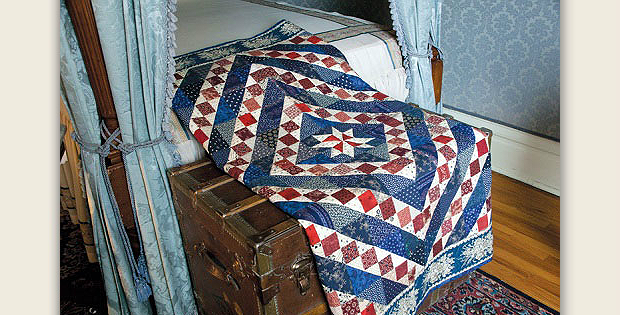 Fort Carson Quilt Pattern