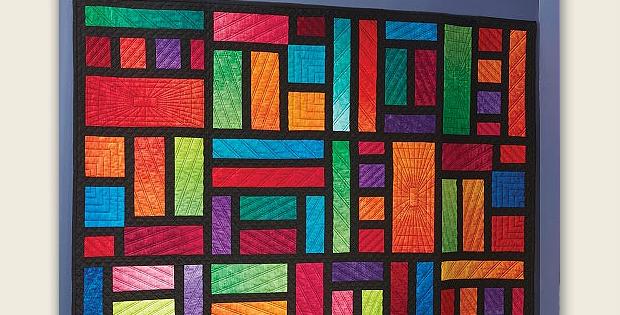 Grandma's Window Quilt Pattern