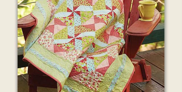 Merriment Quilt Pattern