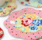 Quilted Petal Coasters