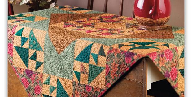 Changing Seasons Quilt Pattern