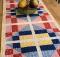 Retro Diner Table Runner