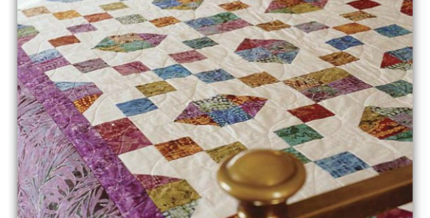 Almost Paradise Quilt Pattern