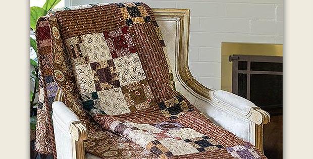 Butterscotch Pudding Quilt Pattern