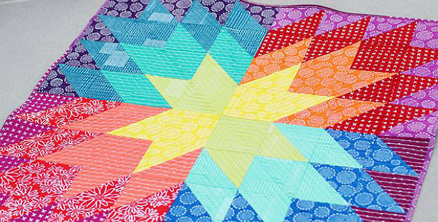 When You Wish…Baby Quilt Pattern