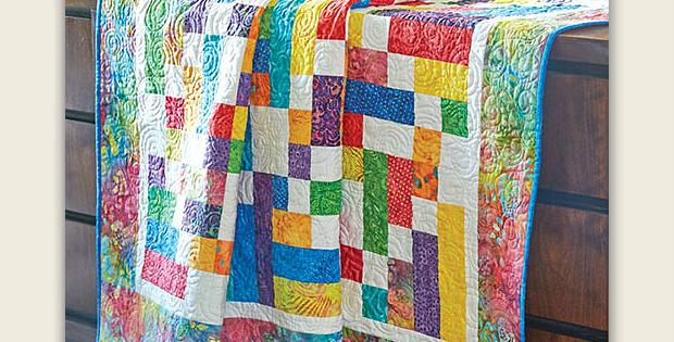 Calliope Quilt Pattern