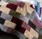 Flannel Brick Road Quilt Pattern