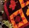 Autumn Ablaze Quilt Pattern