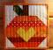 Pumpkin Pot Holder Pattern