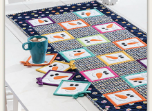 Happy Snowmen Kitchen Pattern Set