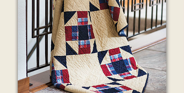 Story Time Quilt Pattern