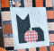 I Love Cats Halloween Wall Hanging Pattern