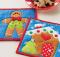 Gingerbread Pot Holders Pattern