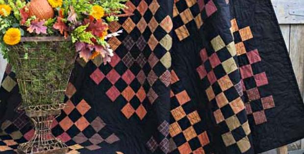 Pumpkin Patches Quilt Pattern