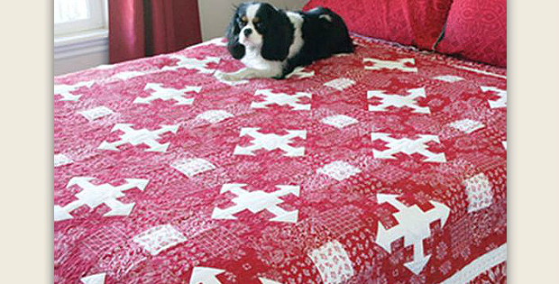 Which Way Is Up Quilt Pattern