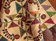 Homestead Harvest Quilt Pattern