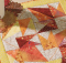 Falling Leaves II Candle Mat Pattern