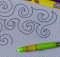 Magna Doodle for Quilting