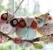 Owl on a Stick Ornament