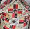 Romantic Rose Quilt Pattern