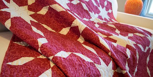 Star Crossed Quilt Pattern