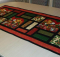 Stained Glass Christmas Table Runner
