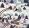 Christmas Village Quilt Pattern