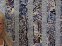 Make a Quilt from a Fabric Panel