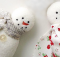 Snowman Christmas Ornament Pattern